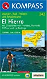 Kompass Karten, El Hierro (Carte de Randon)