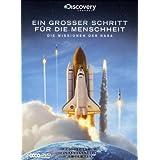 """Ein gro�er Schritt f�r die Menschheit - Die Missionen der NASA (4 DVDs)von """"Discovery Channel"""""""