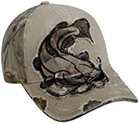 Realtree Khaki/Camo Catfish Hat by Realtree