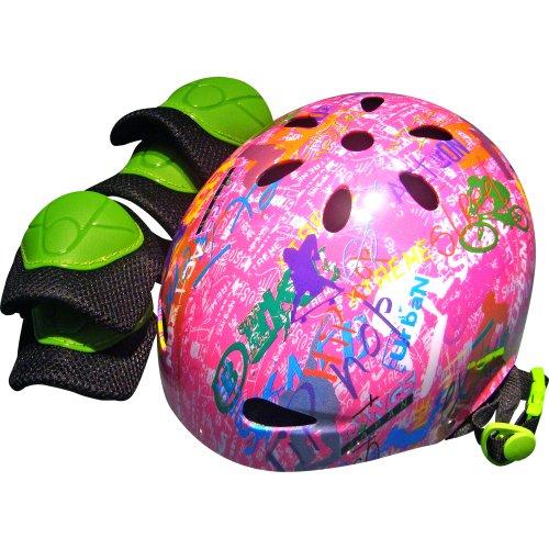 ラングスジャパン (RANGS) ラングスジュニア sports Helmet Pink