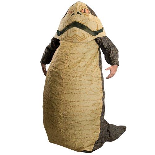「スターウォーズ」 ジャバ・ザ・ハット大人用 コスチューム 着ぐるみ♪ハロウィン♪サイズ:Standard