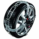 Thule K-Summit Low-Profile Passenger Car Snow Chain, Size K44 (Sold in pairs)
