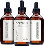 Poppy Austin® 100% PURE ARGAN OIL for Hair and Skin. An Exquisite, Luxurious and Triple Purified Moroccan Argan Oil, Made by Hand and Responsibly Sourced using the only the very Finest yet Sustainable Organic Argan Nuts. See IMMEDIATE Results from this Extremely Lightweight, Delicate, and Quick to Absorb Natural Oil. For Soft, Silky, Hydrated Hair, Free From Frizz and Split Ends, and Smooth, Plump, Younger Looking Skin and Nails. This Sublime, Multi-Purpose Argon Oil is also Incredibly Effective at Treating Acne, Psoriasis, and Stretch Marks. Three Months Supply in Just One Bottle with a FULL Money Back Guarantee For Your Complete Peace of Mind. Try it Risk Free Today.