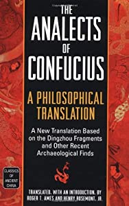 "Cover of ""The Analects of Confucius: A Ph..."