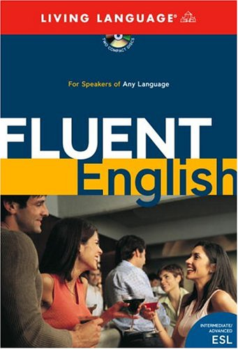 Living Language Fluent English Book Audio