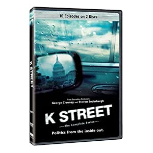 K Street - The Complete Series movie