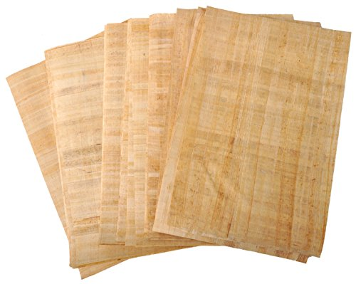 papyrus paper for sale A brief history of paper paper history the word paper comes from the ancient egyptian writing material called papyrus.
