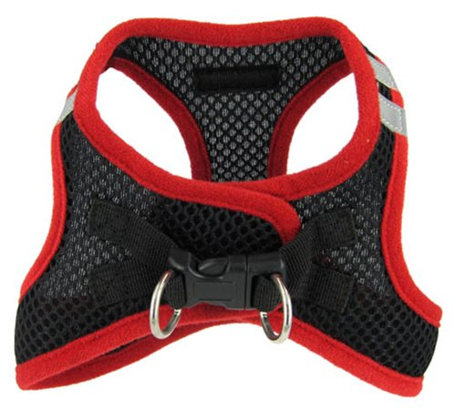 All Weather Voyager Step In Mesh Harness For Dogs Cats