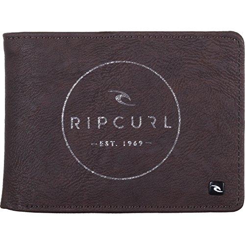 Portafoglio Rip Curl con CC, nota e Coin ~ Circuito All Day marrone