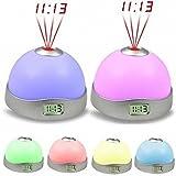 LED Clock,Welcomeuni New LED Change Star Night Light Magic Projector Backlight Clock