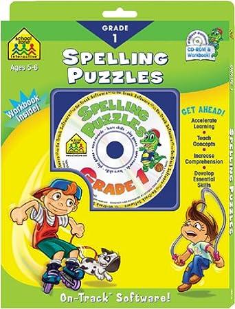 Spelling Puzzles 1