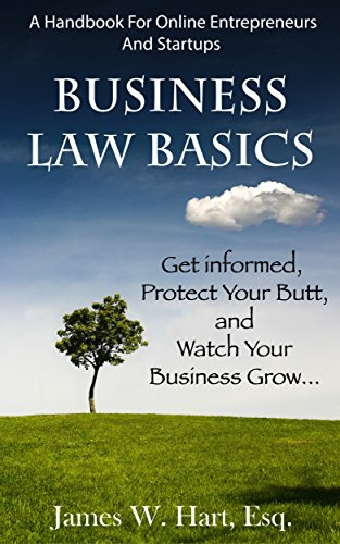 Business Law Basics: A Legal Handbook for Online Entrepreneurs and Startup Businesses (Starting Llc compare prices)