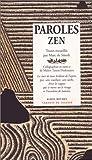 echange, troc Taisen Deshimaru, Marc de Smedt - Paroles zen