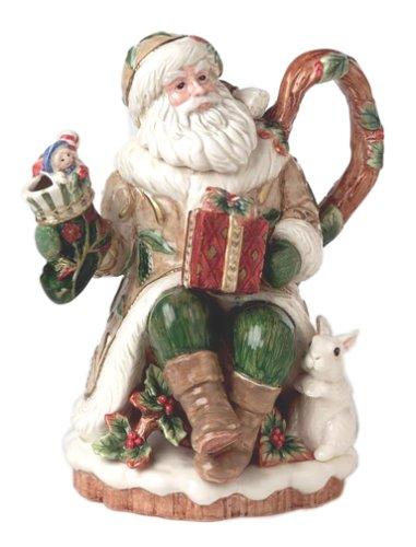 Winter Wonderland Collection, Teapot (Ermine Robe)