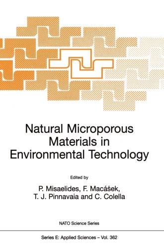 天然微孔材料在环境技术 (北约科学系列 e:)