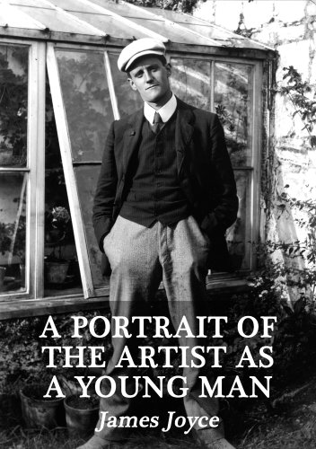 Image result for portrait of the artist as a young man