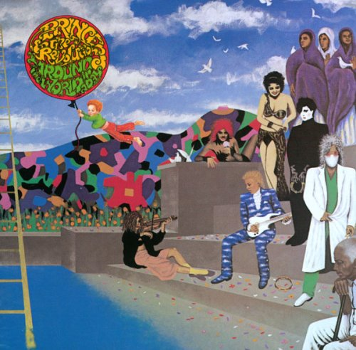 Prince & The Revolution - Around the world in a day (1985) [Vinyl LP] - Lyrics2You