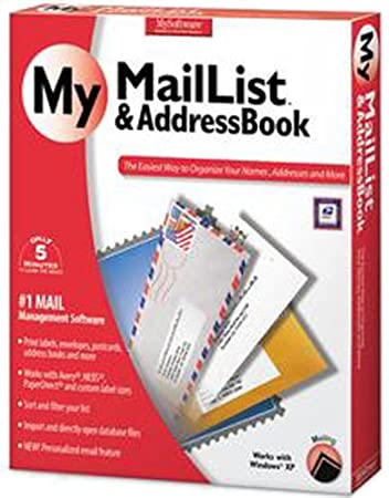 Mail List & Address Book