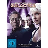 "Battlestar Galactica - Season 3.2 [4 DVDs]von ""Edward James Olmos"""