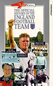The Official History Of The England Football Team [VHS]