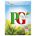 PG Tips Black Tea Pyramid Teabags (Pa...