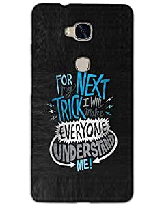 Huawei Honor 5xBack Cover Designer Hard Case Printed Cover