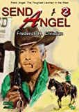 img - for Send Angel! (A Frank Angel Western) book / textbook / text book