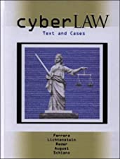 CyberLaw Text and Cases by Gerald R. Ferrera