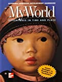 img - for Academic Language Development Handbook: My World Adventures in Time and Place: Lesson Strategies in Reading and Vocabulary: Mcgraw Hill Social Studies (0021488932, 9780021488933) book / textbook / text book