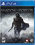 Middle Earth Shadow of Mordor - PlayS...