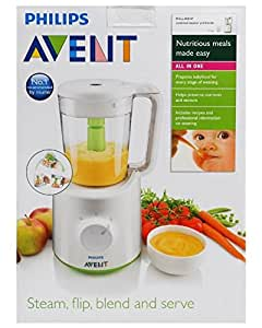Philips Avent Combined Steamer and Blender