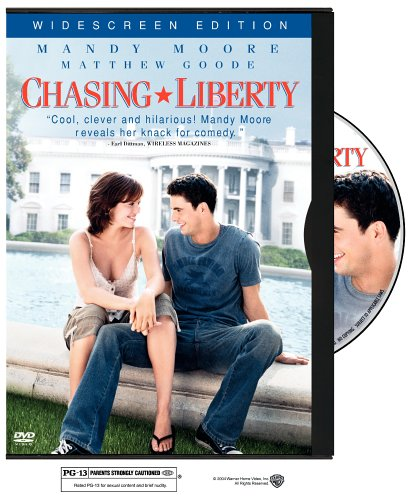 Cover art for  Chasing Liberty (Widescreen Edition)