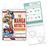 img - for The Manga Artist's Workbook( Easy-To-Follow Lessons for Creating Your Own Characters)[MANGA ARTISTS WORKBK][Spiral] book / textbook / text book