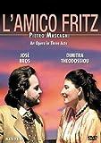 Mascagni - L'Amico Fritz / Bros, Theodossiou, Taschini, Giannino, Tolomelli, Teatro di Livorno