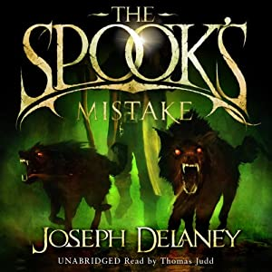 The Spook's Mistake Audiobook