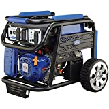 Ford FG7750E U Series 7750W Peak 6250W Rated Portable Gas-Powered Generator with Electric Start Picture
