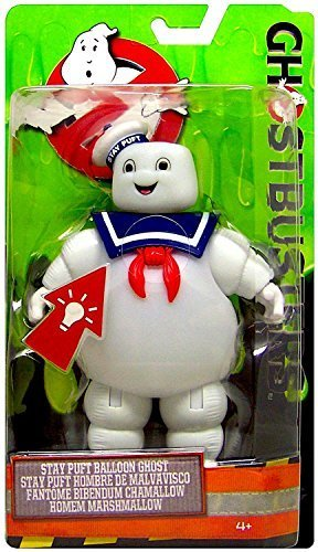 Stay Puft Balloon Ghost Light Up Action Figure 6 by Ghostbusters