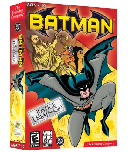 Batman Justice Unbalanced - PC MacB00009VRG7