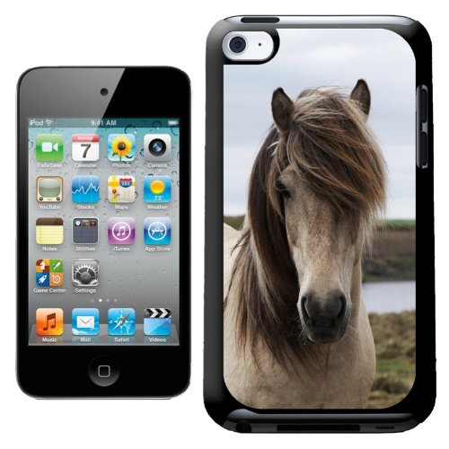 fancy-a-snuggle-dirty-white-horse-design-hard-back-case-cover-for-apple-ipod-touch-4th-generation