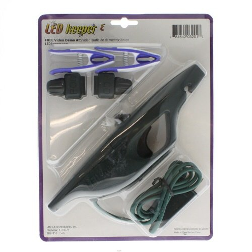 Led Light Keeper Gun