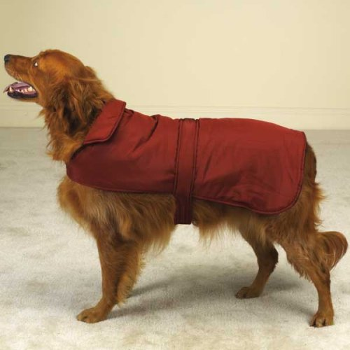 Casual Canine Reversible Barn Coat for Dogs