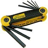 Proxxon 23956 HX Pocketschlüsselsatz, 8-teilig 1.5 bis 8 mm