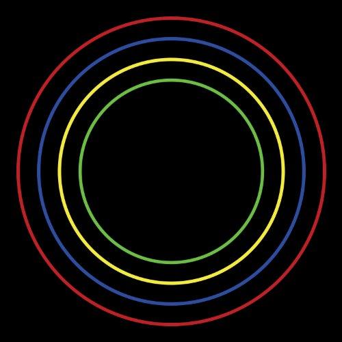 Album Art for Four [180 gram vinyl w/ download card] by Bloc Party
