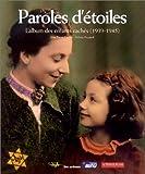 """Afficher """"Paroles d'étoiles"""""""