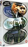 Men Of Honour/Tigerland/The Thin Red Line [DVD]