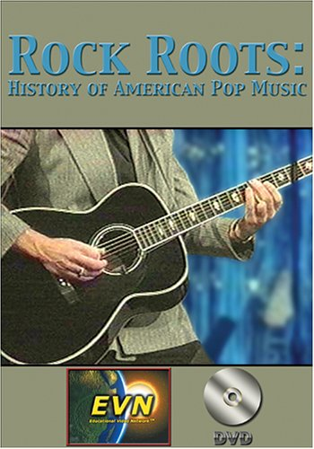 Rock Roots: History of American Pop Music DVD