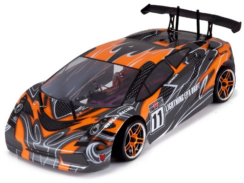 Lightning EPX DRIFT CAR ~ Road Car ~ 1/10 Scale RC-Car
