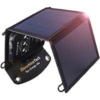 iSunshineTech 15W 2-Port USB Solar Charger