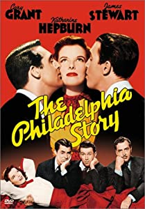 "Cover of ""The Philadelphia Story"""
