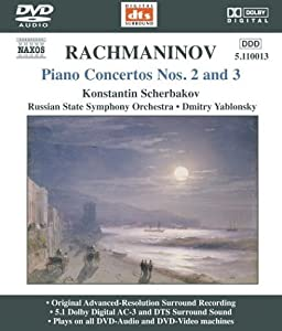Piano Concertos Nos. 2 & 3 (DVD Audio)